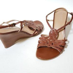 Franco Sarto | Wedge Strap Sandals